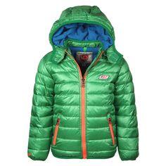 Kinderkleding, Kindermode en Babykleding - Vingino Kinderjassen Winter 2014 voor Jongens Teun Groen, Kienk