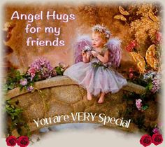 Thank you my sweet and special friend Pam. Sisters In Christ, Soul Sisters, Hug Friendship, Hug Quotes, Sending Hugs, Angels Among Us, Best Vibrators, Hug You, A Blessing