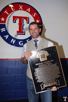 #RangersThankful for the newest member of the Texas Rangers Hall of Fame.