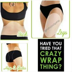 The Ultimate Body Applicator is a non-woven cloth wrap that has been infused with a powerful, botanically-based formula to deliver maximum tightening, toning, and firming results where applied to the skin.  Tightens, tones, & firms Minimizes #cellulite appearance Improves skin texture & tightness Made with all natural ingredients Mess-free and simple to use Apply one Applicator to one area of your choice  such as the #abdomen, #backfat, #lovehandles, #legs, #arms, or #buttocks   Leave on for…