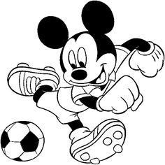 mickey mouse ausmalbilder 08