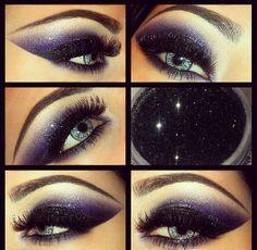 Love the makeup amazing!