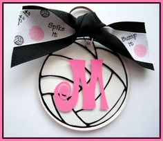 volleyball key chain-for team activity Volleyball Crafts, Volleyball Mom, Soccer Crafts, Softball, Secret Sister Gifts, Sport Craft, Swim Team, Team Gifts, Sports Logo