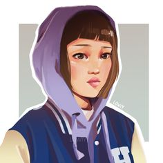 This piece of fan art depicts Lee Sung Kyung in 'Weightlifting Fairy Kim Bok Joo' on point! Weightlifting Fairy Kim Bok Joo Fanart, Weightlifting Fairy Kim Bok Joo Wallpapers, Weightlifting Kim Bok Joo, Weighlifting Fairy Kim Bok Joo, Kim Book, Swag Couples, Kdrama, Lee Sung Kyung, Art Series
