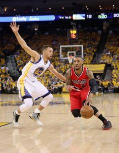 Damian Lillard and the Blazers gave the Warriors all they could handle. (Ezra Shaw/Getty Images)