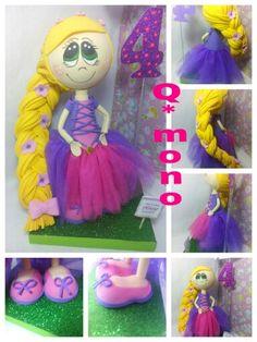Fofucha Rapunzel!!!