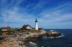 TripBucket - We want You to DREAM BIG! | Dream: See Portland Head Light, Maine