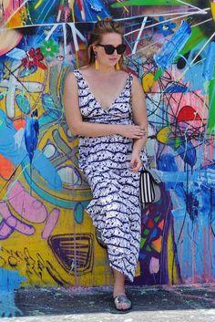 Summer Maxi Dress Outfit Ideas & Inspiration