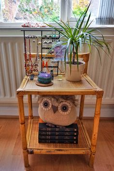 Bedside Table Indian Home Decor, Bedside, Home Improvement, Chair, Table, Furniture, Recliner, India Home Decor, Mesas