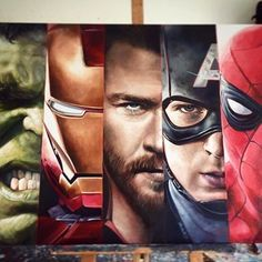 Marvel Fan Art (@marvel.fan.art) | Instagram photos and videos