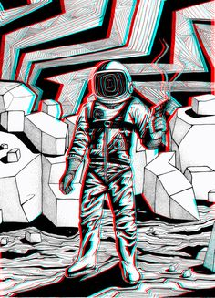 3D space dude