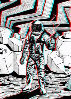 3D space dude