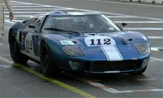 Ford Gt Gts Great V Sound