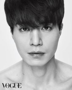 You'll love Lee Dong Wook's surprising new looks for Vogue's latest fashion spread!