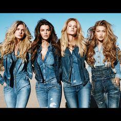 Guess Jeans Girl   tbFAKE