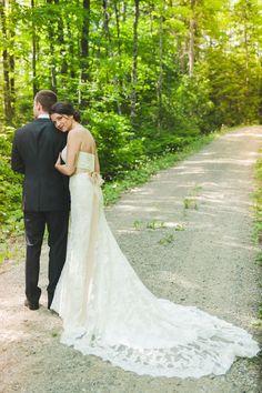 23 Hochzeitsfotos, die euch und euer Brautkleid so richtig in Szene setzen