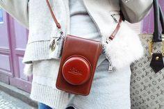 Un sac Leica pour mon DMC LX3 !