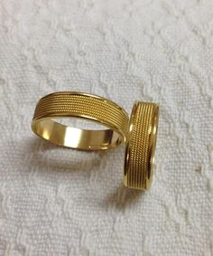 Fedi  sarde matrimoniali in filigrana . Bangles, Bracelets, Filigree, Gold Rings, Wedding Rings, Rose Gold, Engagement Rings, Jewelry, Sardinia