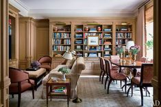 Interior Design   Manhattan Apartment in the Pierre Hotel by Alexa Hampton