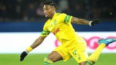 Vidéo but de Gakpé Nantes Marseille Mandanda glisse passe de Fanni