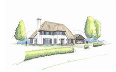 Landhuis bouwen