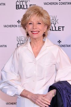 Lesley Stahl Photos - Arrivals at the NYC Ballet's Spring Gala - Zimbio
