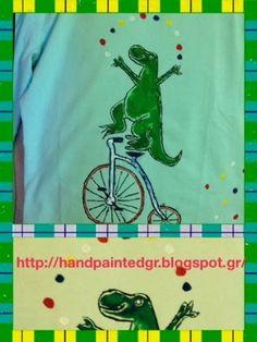 dinosaure T shirt