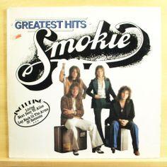 SMOKIE - Greatest Hits - mint minus minus - Vinyl LP - Living next Door to Alice