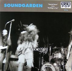 "From my point of view, the ""good"" Soundgarden stuff came from this single and ""Louder Than Love"" LP. In 1987 Sub Pop released this masterpiece while grunge was still something without a name and without fame. Two monster riffing songs sounding more manic and psychotic than any lame-ass metal bullshit."