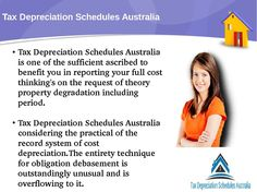 Tax Depreciation Schedules Australia considering the practical of the record system of cost depreciation.The entirety technique for obligation debasement is outstandingly unusual and is overflowing to it.