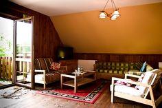 Apartament rodzinny - salon