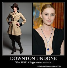 Downton Undone!