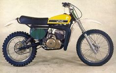 1977- Puch 250MX