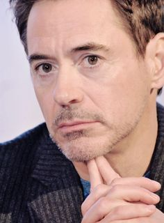 RDJ has such beautiful eyes.  And everything.