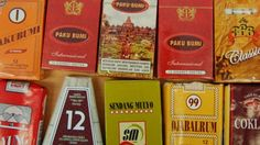 The entry of clove cigarettes in the Bill of Culture and reaping criticism - BBC Indonesia