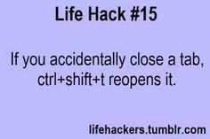 Cheat your way through life! Daily Life hacks, cheats and tips to optimize your life! Life Hacks Diy, Life Hacks For School, School Study Tips, Simple Life Hacks, Useful Life Hacks, Hack My Life, Life Hacks Computer, Computer Help, Computer Tips