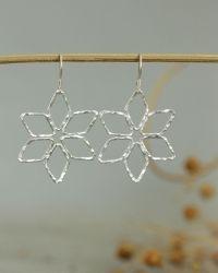 Star Earrings Design Airi Hietala Finland