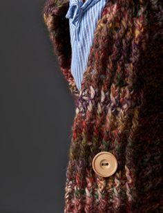 Yarnspirations.com - Patons Tweed Under Wraps   | Yarnspirations