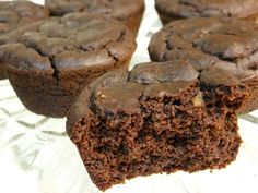 Grain-Free Gluten-Free Black Bean Brownies (Allergen-Free- No dairy ...