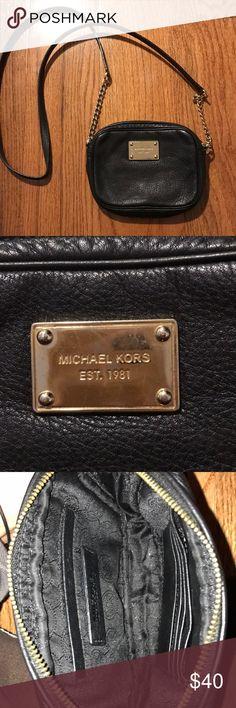 Michael Kors Cross body bag Michael Kors cross body bag black KORS Michael Kors Bags Satchels