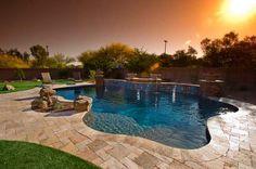 Freeform Pools by California Pools & Landscape