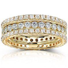 Kallati Diamond Anniversary Ring