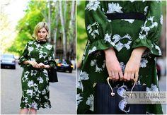 Заглянем в блоги: Свежие образы от модных блогеров