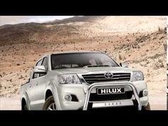 Toyota Hilux es el vehículo oficial del Dakar 2016