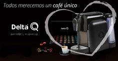 Todos merecemos un #Café único. Descubre el auténtico sabor de Delta Q en café, #Infusiones y #Tisanas.