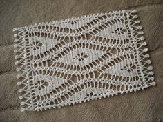 Crochet lace inspiration