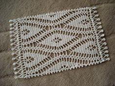 Crochet lace inspiration