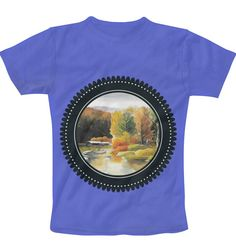 Nature Frame T-Shirt