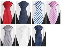 Set of 7 Elegant Neck Ties By Mens Collections - Multiple... https://www.amazon.com/dp/B06XFCCQ34/ref=cm_sw_r_pi_dp_x_5fOZybB8ACGR1