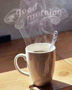 Bom dia, meus amigos!
